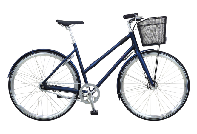 Kildemoes Urban Chic 7 gear - 2019 - Damecykel - Dark Blue