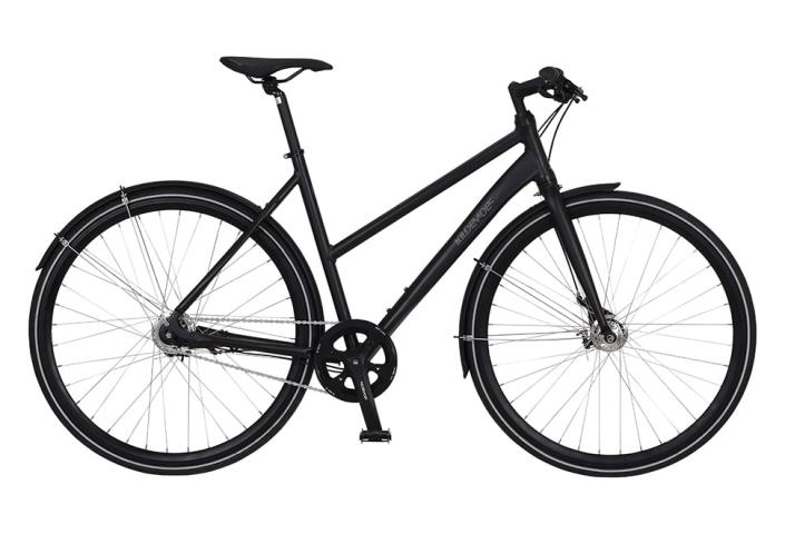 Kildemoes Hyper S1 7 gear - 2020 - Damecykel - Sort