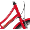 Raleigh Darlington Pige 3 gear 20in blank rød