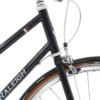 Raleigh Kent Dame 3 gear fodbremse blank sort/blå zoom
