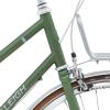 Raleigh Yate Cargo Dame 7 gear fodbremse mat grøn/mørk grå zoom
