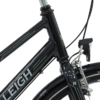 Raleigh Sprite Alu Dame 7 gear fodbremse blank sort/lys grøn