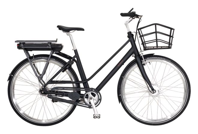 Kildemoes Graceful Egoing 7 gear - 2020 - Dame elcykel i grå