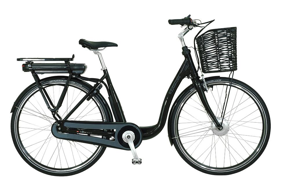 Kildemoes City Low Egoing 7 gear - 2020 - Dame elcykel i sort