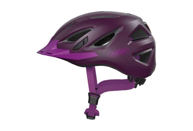 ABUS Urban-I Cykelhelm Core Purple