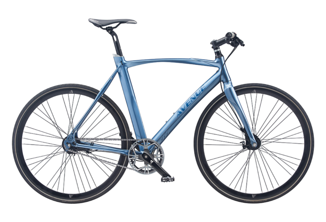 Avenue Broadway Spirit Gent. 7 speed Nexus Roller Shiny grey blue