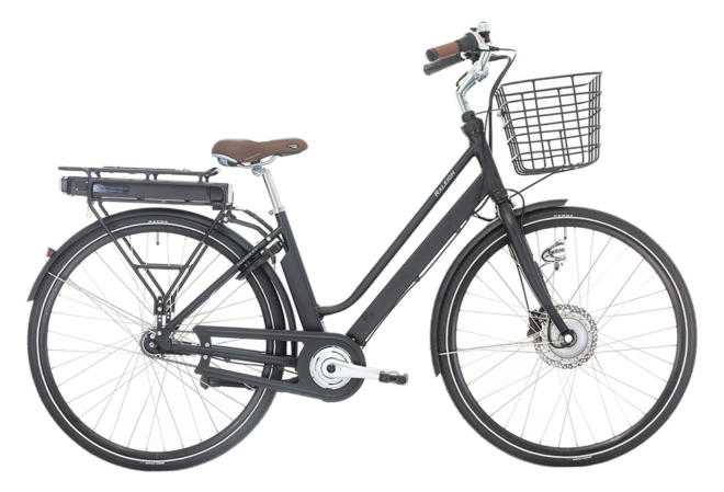 Raleigh Sussex E1 Dame 5 LED-disp. Nexus 7g Fod/Hydr. disc Matsort