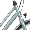 Raleigh Sussex E2 Dame Bosch Purion Disp. Nexus 7g fod/hydr. disc lys grøn
