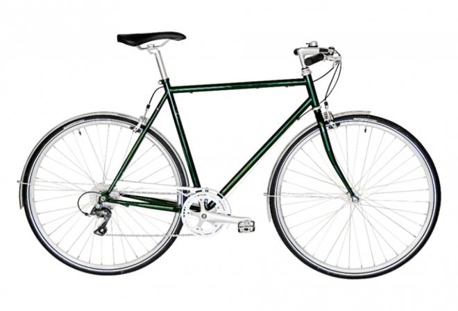 Remington Runwell Sport 8 gear - 2020 - Herrecykel - Grøn