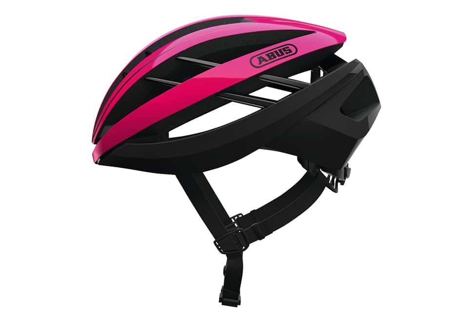 ABUS Aventor cykelhjelm - Fuchsia Pink