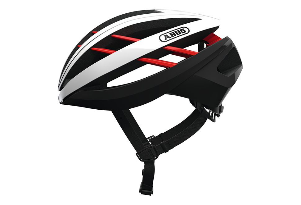 ABUS Aventor cykelhjelm - Blaze Red