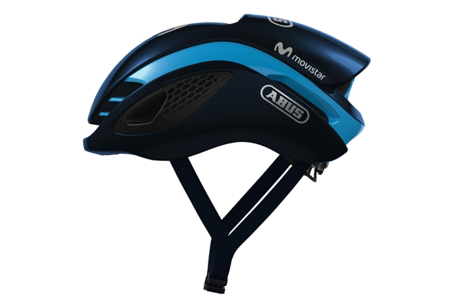 ABUS GameChanger cykelhjelm - Movistar Team