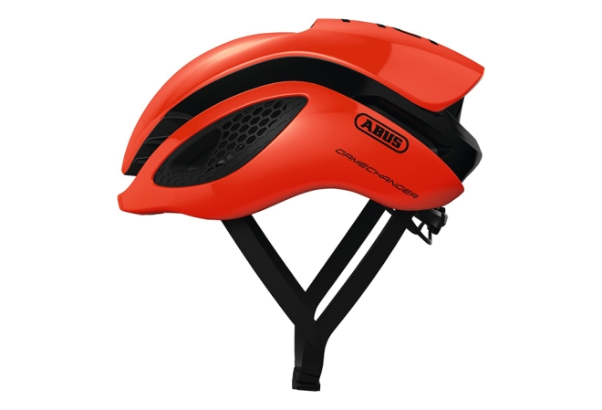ABUS GameChanger cykelhjelm - Shrimp Orange