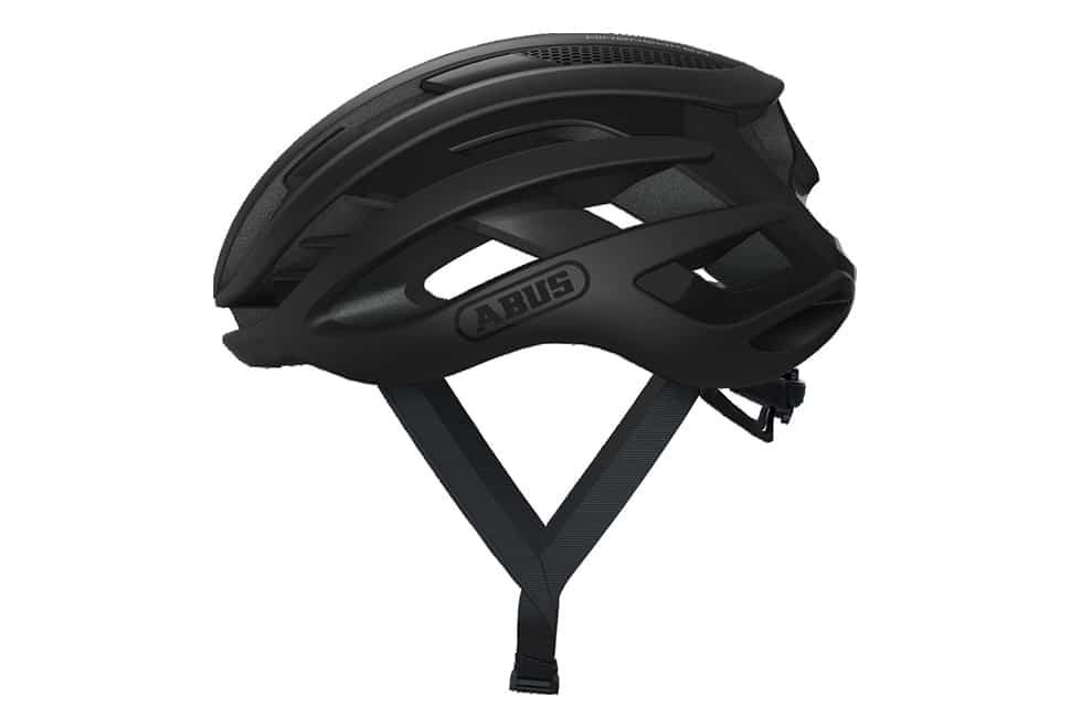 ABUS AirBreaker cykelhjelm - Velvet Black