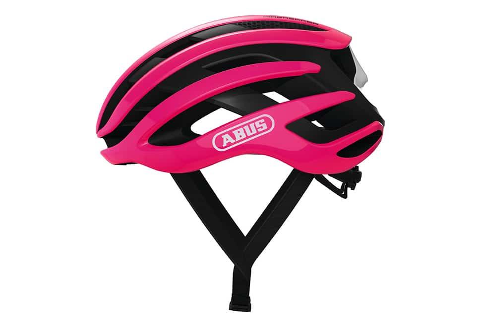 ABUS AirBreaker cykelhjelm - Fuchsia Pink
