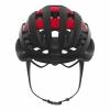 ABUS AirBreaker cykelhjelm - Black Red