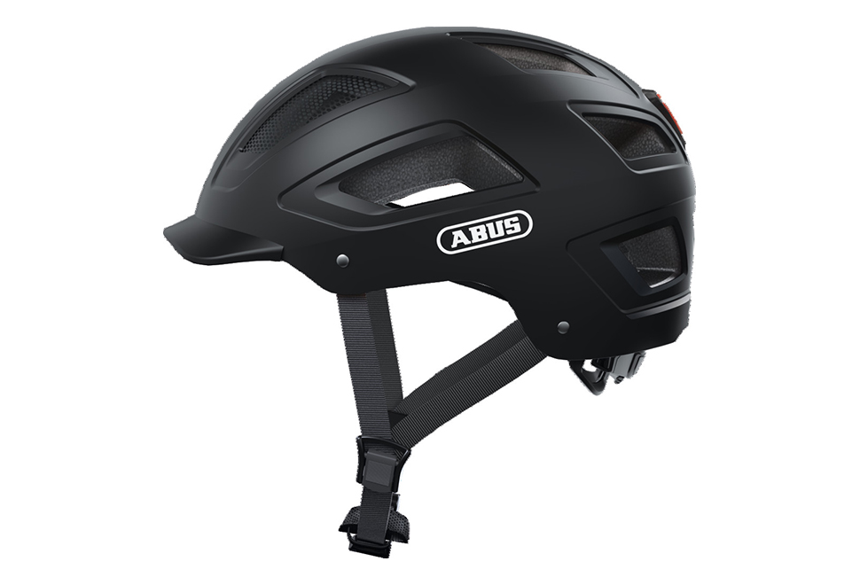 ABUS Hyban 2.0 cykelhjelm - Velvet Black