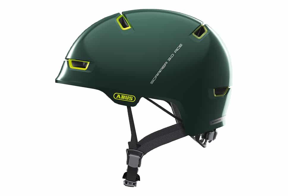 ABUS Scraper 3.0 ACE cykelhjelm - Ivy Green