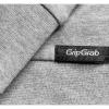 GripGrab Icon hættetrøje - Økologisk bomuld - Grå
