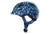 ABUS Smiley 2.0 cykelhjelm - Blue Car