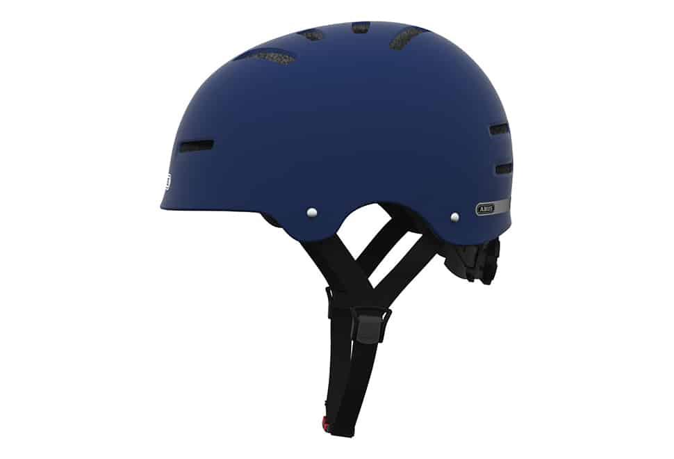 ABUS Aven-U cykelhjelm - Blue Matt