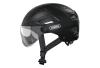 ABUS Hyban 2.0 ACE cykelhjelm - Velvet Black