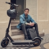 Ninebot by Segway KickScooter MAX G30 elektrisk løbehjul