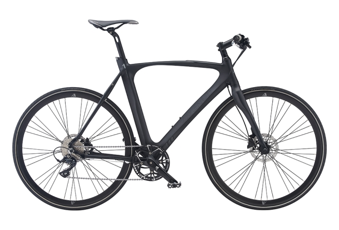 Avenue Airbase Gent 9sp Sora Hydr. disc Matt black