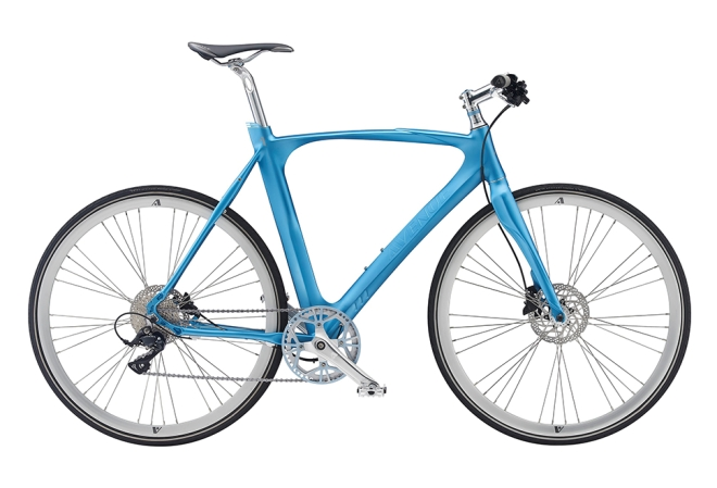 Avenue Airbase Gent 9sp Sora Hydr. disc Matt ice blue