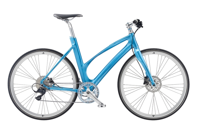 Avenue Airbase Lady 9sp Sora Hydr. disc Shiny ice blue