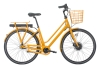 Raleigh Sussex E1 Dame 5 LED-display Nexus 7g fod/hydr. disc gul