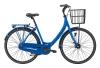 Winther Blue 4 Dame Nexus 7g Fod/RB Dyn. forl Mat blå m. blank blå