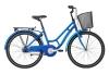 Winther Blue 250 alu granny 7 gear 24in mat blå