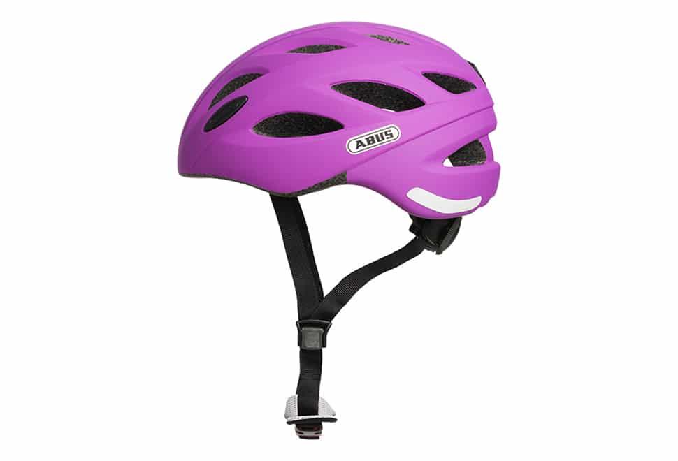 ABUS Lane-U cykelhjelm purple
