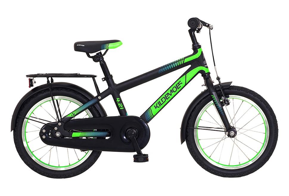 """Kildemoes Bikerz Dr16"""" 0g Black/Green"""