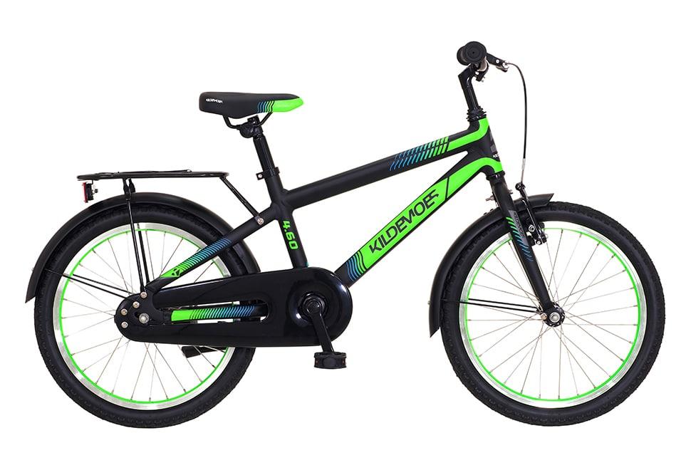 """Kildemoes Bikerz Dr18"""" 0g Black/Green"""