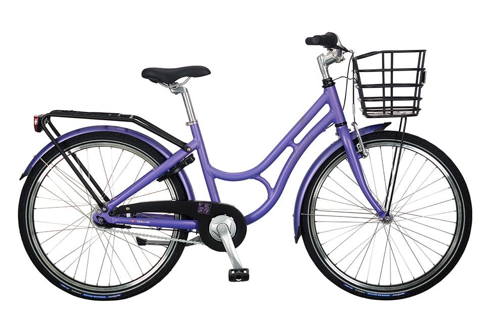 """Kildemoes Bikerz Retro N7Pi380/24"""" Lavender matt"""