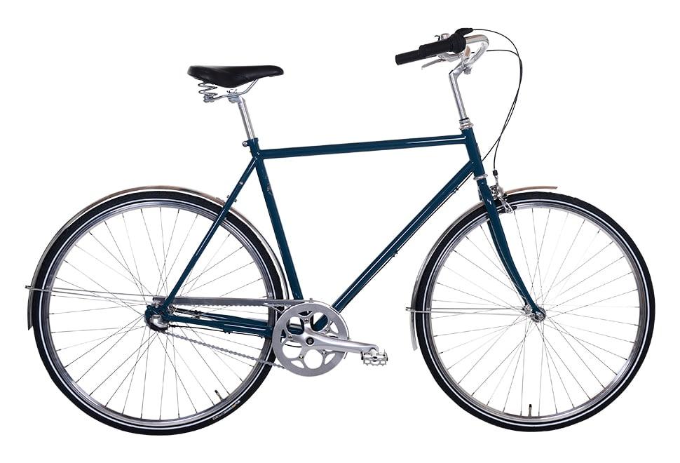 Remington Detour herrecykel i blå