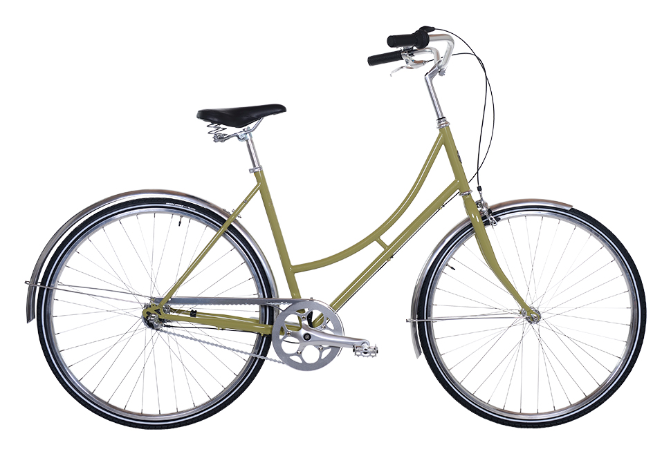 Remington Bixby damecykel i grøn