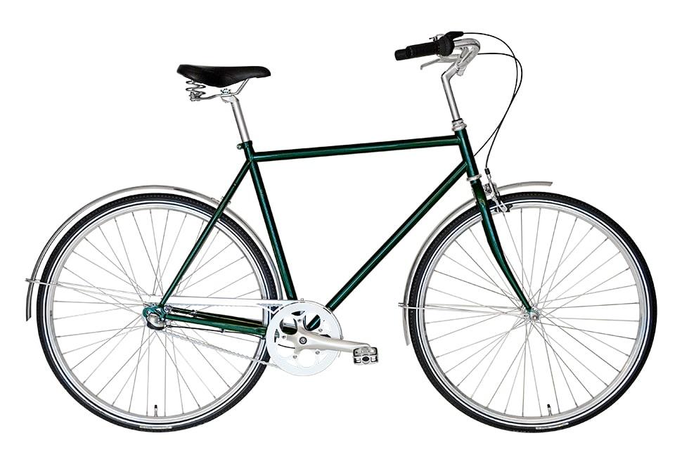 Remington Detour herrecykel i grøn