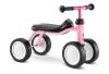 Puky Pukylino skubbekøretøj i pink