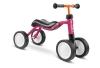 Puky Wutsch skubbekøretøj i pink