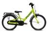 "Puky Youke 18"" hjul drengecykel i grøn"