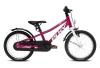 "Puky Cyke 16"" hjul pigecykel i pink"