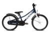 """Puky Cyke 18"""" hjul drengecykel i blå"""