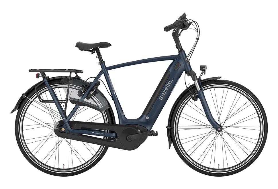 Gazelle Arroyo C7+ HMB Elite herrecykel i blå