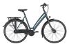 Gazelle Chamonix C7 damecykel i grøn