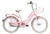"Ebsen Spirit St. Louis pigecykel I pink 20"" hjul"