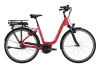 Victoria E-Trekking damecykel i rød