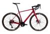 Principia Gravel Carbon 700c GRX RX600 1x11sp Mat rød m. grøn/rød